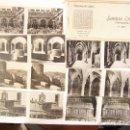 Fotografía antigua: ESTUCHE 23 CON 15 VISTAS ESTEROSCÓPICAS DE SANTA CREUS (TARRAGONA). 1ª SERIE. J NONELL. 1925. Lote 47332424