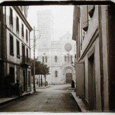 Old photograph - España, por identificar, 1915'S, CRISTAL POSTIVO ESTEREO 6X13 CM FXP - 48493750