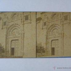 Fotografía antigua: 7 BIS. TOLEDO. HOSPITAL DE SANTA CRUZ. FOTÓGRAFO J. LAURENT. MADRID.. Lote 48918968