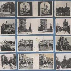 Fotografía antigua: VISTAS ESTEREOSCÓPICAS DE EUROPA - SOLSONA - SERIE I. Lote 49494976
