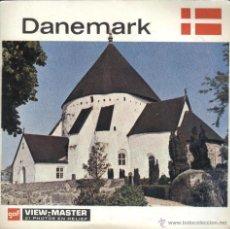 Fotografía antigua: VIEW MASTER - DANEMARK (3 DISCOS) . Lote 52459067