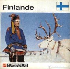 Fotografía antigua: VIEW MASTER - FINLANDE (3 DISCOS) . Lote 52459183