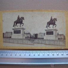 Fotografía antigua: ESTEREOSCOPICAS DEL 1850 A 1900 CREO? - 11-UNIDADES. Lote 52527993