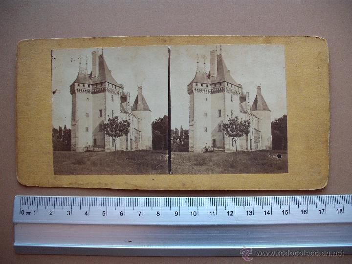 Fotografía antigua: ESTEREOSCOPICAS DEL 1850 A 1900 CREO? - 11-unidades - Foto 2 - 52527993