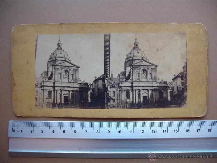 Fotografía antigua: ESTEREOSCOPICAS DEL 1850 A 1900 CREO? - 11-unidades - Foto 3 - 52527993
