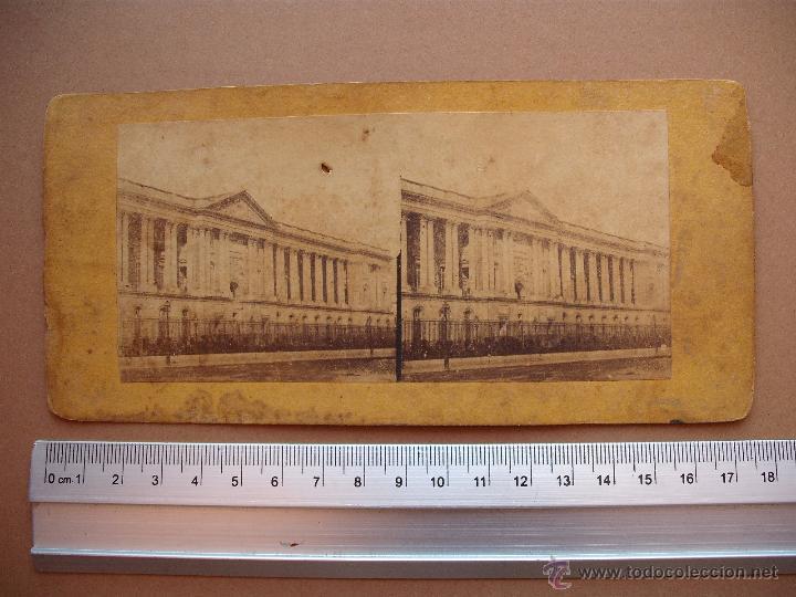 Fotografía antigua: ESTEREOSCOPICAS DEL 1850 A 1900 CREO? - 11-unidades - Foto 6 - 52527993