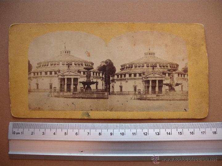 Fotografía antigua: ESTEREOSCOPICAS DEL 1850 A 1900 CREO? - 11-unidades - Foto 11 - 52527993