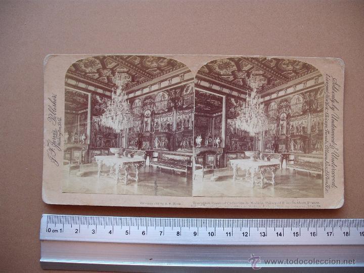 Fotografía antigua: ESTEREOSCOPICAS UNDERWOOD & UNDERWOOD 1889 ( FRANCIA) 7 -unidades - Foto 4 - 52570869