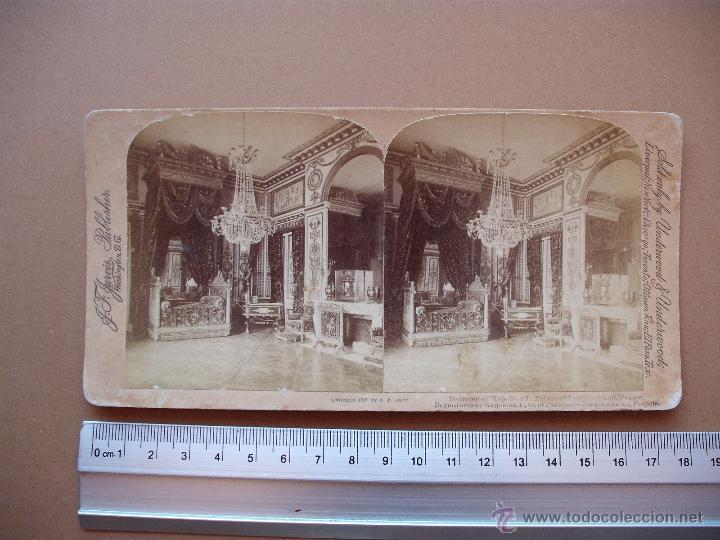 Fotografía antigua: ESTEREOSCOPICAS UNDERWOOD & UNDERWOOD 1889 ( FRANCIA) 7 -unidades - Foto 5 - 52570869