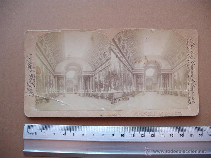 Fotografía antigua: ESTEREOSCOPICAS UNDERWOOD & UNDERWOOD 1889 ( FRANCIA) 7 -unidades - Foto 6 - 52570869