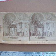 Fotografía antigua: ESTEREOSCOPICAS UNDERWOOD & UNDERWOOD 1893 ITALIA - DOS. Lote 52591569