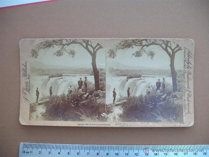 ESTEREOSCOPICAS UNDERWOOD & UNDERWOOD 1892 MEXICO - DOS (Fotografía Antigua - Estereoscópicas)