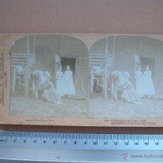Fotografía antigua: ESTEREOSCOPICAS UNDERWOOD & UNDERWOOD 1889 -LITTLECTON. Lote 52592163