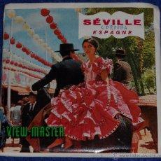 Fotografía antigua: VIEW MASTER - SEVILLA - MÁLAGA (1955). Lote 53634041