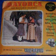 Fotografía antigua: VIEW MASTER - MALLORCA - ISLAS BALEARES (1955). Lote 53634691