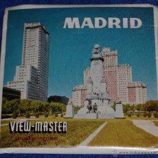 Fotografía antigua: VIEW MASTER - MADRID (1955). Lote 53634707