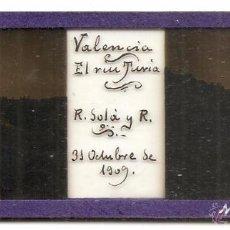 Fotografía antigua: VALENCIA. CRISTAL ESTEREOSCÓPICO. Lote 54595460