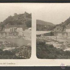 Fotografía antigua: GAUCÍN - MÁLAGA - SERIE EL TURISMO PRÁCTICO - 17 X 8 CM. Lote 54695480