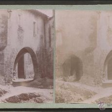 Fotografía antigua: PIERA - FOTO ESTEREOSCOPICA - MIDE 8,5 X 17,5 CM - (V-4741). Lote 55080280