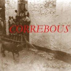 Fotografía antigua: CORREBOUS - CATALUNYA 1930'S - NEGATIU DE VIDRE. Lote 56179612
