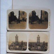 Fotografía antigua: VISTAS DE BARCELONA. Lote 57131519