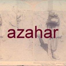 Fotografía antigua: CHINA, 1900, ESPECTACULAR FOTOGRAFIA, UN FUSILADO DE LA REVOLUCION DE LOS BOXERS,. Lote 58243997