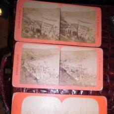 Fotografía antigua: LOTE FOTORAFIA ANTIGUA SELLO AL LENTE DE ORO SELLO ENRIQUE TORTAJADA OPTICO VALENCIA C, DEL MAR 26. Lote 58419938