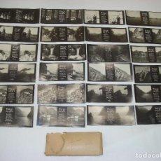 """Fotografía antigua: 24 FOTOS ESTEREOCOPICAS MUY ANTIGUAS. """"FELDSTEREO-VERLAG"""". SERIE """"L"""", MIGE EDITORIAL, FRANFURT.1915. Lote 62251056"""