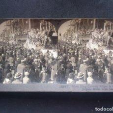 Fotografía antigua - FOTOGRAFIA ESTEREOSCOPICA, KEYSTONE VIEW COMPANY, CARNAVAL EN LAS CALLES DE NEW ORLEANS - 64031215