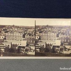 Fotografía antigua: VISTA ESTEREOSCOPICA HABANA EN PANORAMA 8X17CMS. Lote 66372314