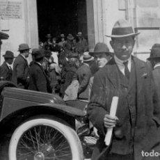 Fotografía antigua: MADRID: FOTOGRAFIA ESTEREOSCOPICA EN CRISTAL. HACIA 1920.. Lote 70537281