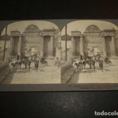 Fotografía antigua: CORDOBA 8 VISTAS ESTEREOSCOPICAS COLECCION STEREO TRAVEL 1908. Lote 73715307