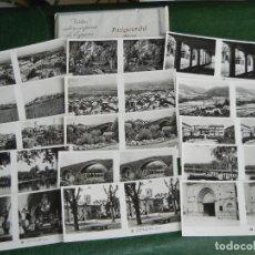 Fotografía antigua - PUIGCERDA COLECCIÓN COMPLETA DE 15 VISTAS Nº73 - RELLEV VISTAS ESTEREOSCÓPICAS DE ESPAÑA - 76595343