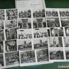 Fotografía antigua: MARRUECOS 4A SERIE COLECCIÓN COMPLETA DE 15 VISTAS Nº93 - RELLEV VISTAS ESTEREOSCÓPICAS DE ESPAÑA. Lote 76595683