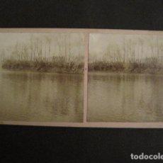 Fotografía antigua: SANT BOI - LLOBREGAT - FOTO ANTIGUA ESTEREOSCOPICA - (V-9583). Lote 79163413