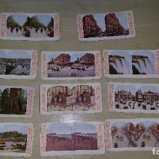 Fotografía antigua: TARJETAS DE LA VISIÓN ESTEREOSCOPICAS DEL VICTORIANA. Lote 79814685