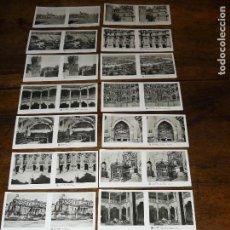 Fotografía antigua: 15 FOTOGRAFÍAS ESTEREOSCÓPICAS DE SALAMANCA-1ª SERIE. Lote 82924112