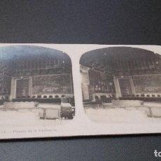 Fotografía antigua: FOTOGRAFIA ESTEREOSCOPICA - VALENCIA. PALACIO DE LA AUDIENCIA -AÑO 20 DEL SIGLO XX . Lote 83566740
