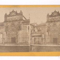 Fotografía antigua: SEVILLA, 1857-63 APROX. ALBÚMINA SOBRE CARTÓN 9X18 CM. Lote 84290992