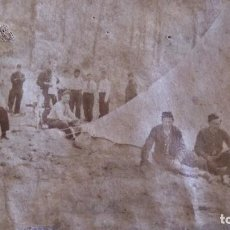 Fotografía antigua: FOTOGRAFIA ESTEREOSCOPICA.GUERRA SECESION USA,CAMPAMENTO MILITAR SOLDADOS DE LA UNION,SIGLO XIX,YANK. Lote 84424992