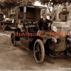 Fotografía antigua: AUTOMÓVIL - 1920'S - NEGATIVO DE VIDRIO . Lote 88340308