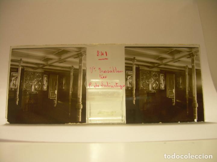 Fotografía antigua: INTERESANTE CRISTALES ESTEREOSCOPICOS....BUQUES BARCOS PUERTO DE BARCELONA.....TOTAL 13 UDS. CA 1909 - Foto 22 - 88919348
