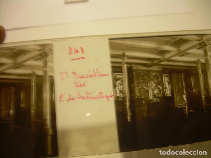 Fotografía antigua: INTERESANTE CRISTALES ESTEREOSCOPICOS....BUQUES BARCOS PUERTO DE BARCELONA.....TOTAL 13 UDS. CA 1909 - Foto 23 - 88919348