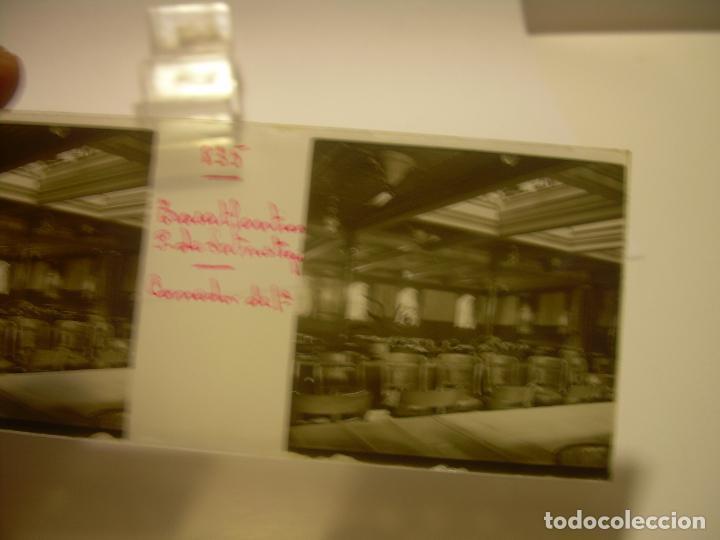 Fotografía antigua: INTERESANTE CRISTALES ESTEREOSCOPICOS....BUQUES BARCOS PUERTO DE BARCELONA.....TOTAL 13 UDS. CA 1909 - Foto 25 - 88919348