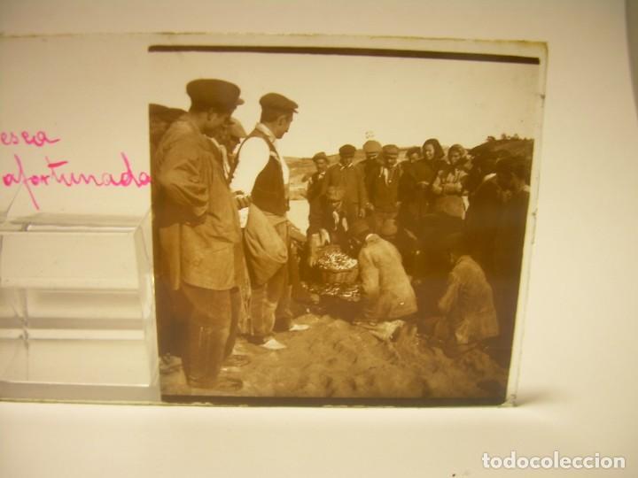 BADALONA- MONTGAT,- MONTSENY- CAJETIN 22 CRISTAL ESTEREOSCOPICO- CA.1910 (Fotografía Antigua - Estereoscópicas)