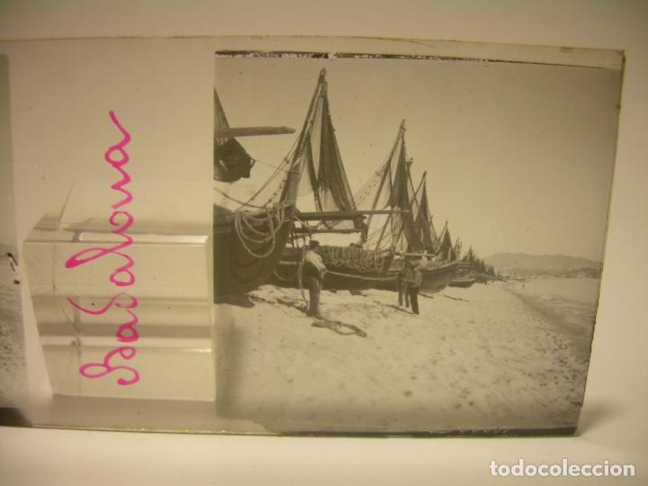 Fotografía antigua: BADALONA- MONTGAT,- MONTSENY- CAJETIN 22 CRISTAL ESTEREOSCOPICO- Ca.1910 - Foto 6 - 88947672