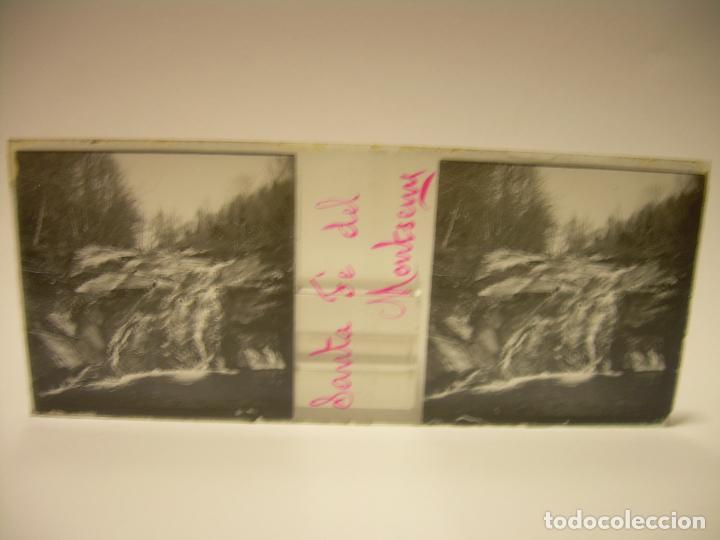 Fotografía antigua: BADALONA- MONTGAT,- MONTSENY- CAJETIN 22 CRISTAL ESTEREOSCOPICO- Ca.1910 - Foto 16 - 88947672
