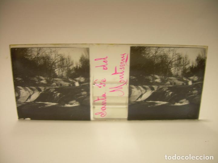 Fotografía antigua: BADALONA- MONTGAT,- MONTSENY- CAJETIN 22 CRISTAL ESTEREOSCOPICO- Ca.1910 - Foto 17 - 88947672