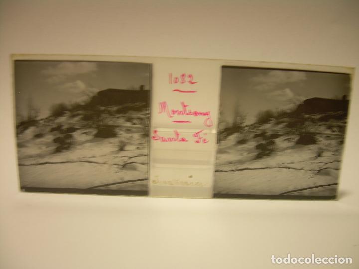 Fotografía antigua: BADALONA- MONTGAT,- MONTSENY- CAJETIN 22 CRISTAL ESTEREOSCOPICO- Ca.1910 - Foto 21 - 88947672