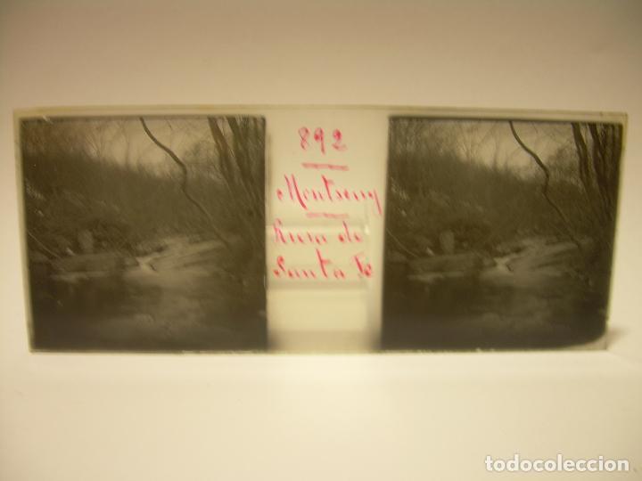 Fotografía antigua: BADALONA- MONTGAT,- MONTSENY- CAJETIN 22 CRISTAL ESTEREOSCOPICO- Ca.1910 - Foto 24 - 88947672